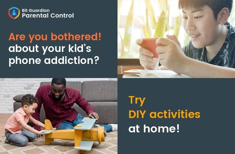 DIY Fun activities for Kids at home