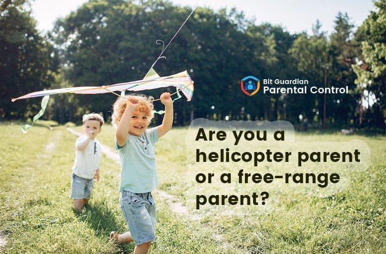 Free-range parenting safe