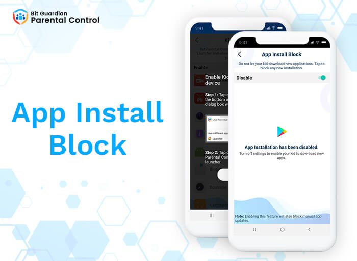 App Install Block- Best Android App Blocker