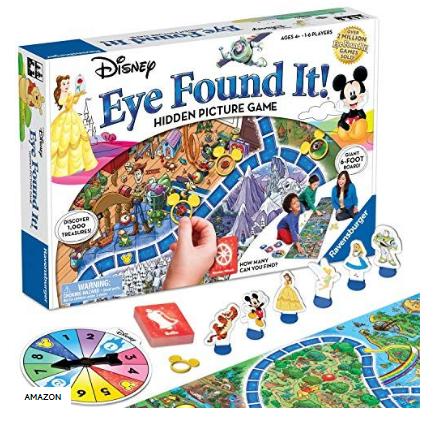 Disney Board Game