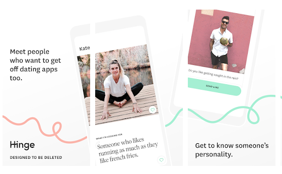 Hinge Dating App