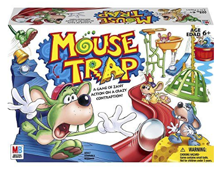 Crazy Mouse Game