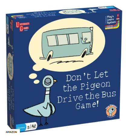 The Pigeon Drive The Bus