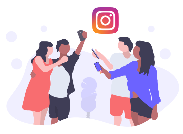 Instagram teen training camp