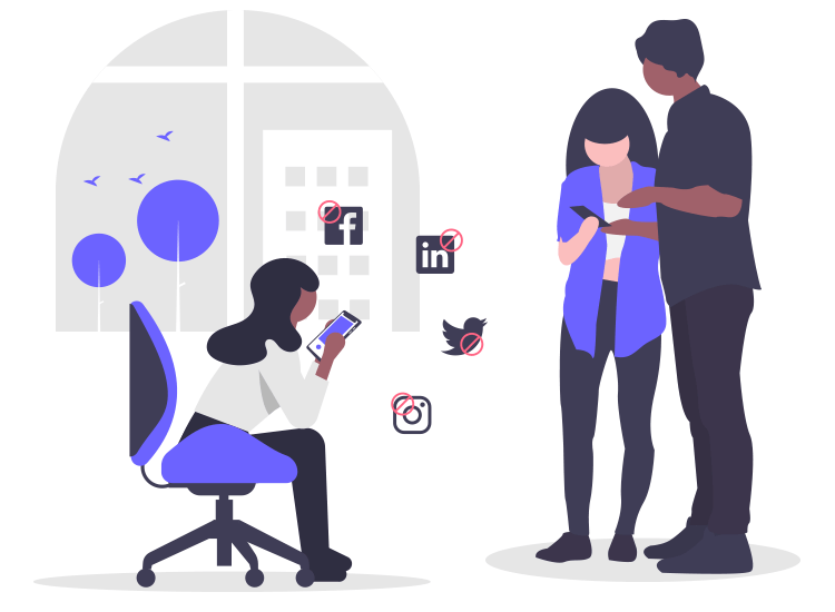 Block Addictive Social Media Platforms And Websites