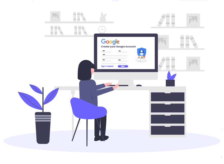 Creating a Google account for your child