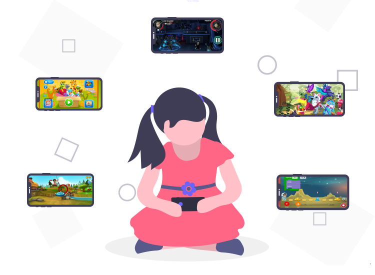 Top mobile games for children