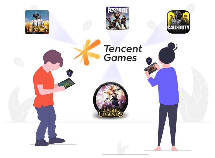 Know how Tencent is violating children's privacy