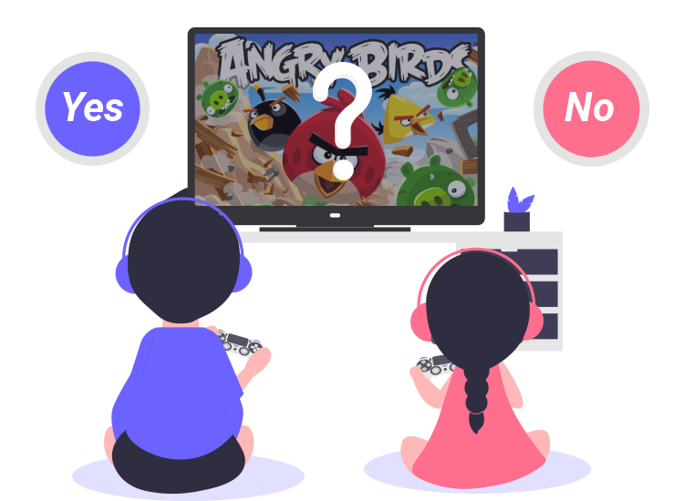 Video games for kids- yes or no?
