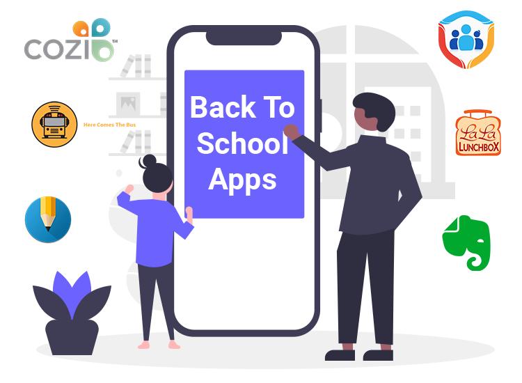 6 Back To School Apps For Children