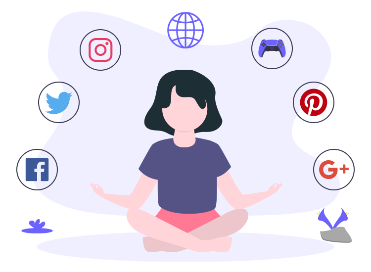 Digital Wellness-Fiction or Reality