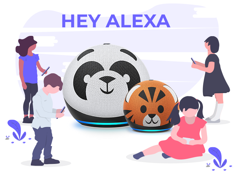 Amazon Echo Dot Kids is safe or not?